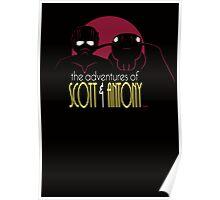 The Adventures of Scott and Antony Poster