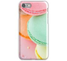 Macaroon case iPhone Case/Skin