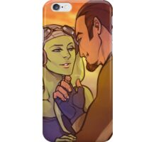 SWR Sunset iPhone Case/Skin