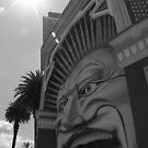 The Mouth - Luna Park, Melbourne by BreeDanielle