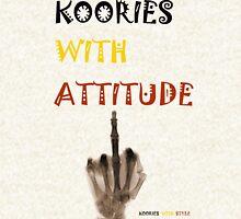 KOORIES WITH ATTITUDE 2 T-Shirt