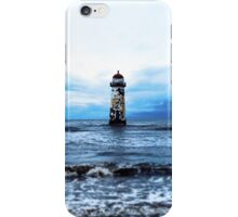 The Lighthouse in the Sea iPhone Case/Skin