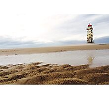 The Lonely Lighthouse Photographic Print