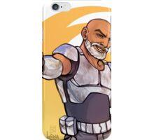 SWR Rexter iPhone Case/Skin