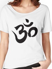 ohm Women's Relaxed Fit T-Shirt
