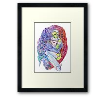 GLTAS Love & Ho Framed Print