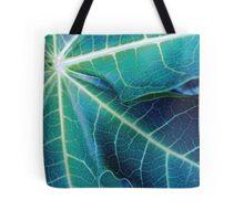 Blue Papaya Tote Bag