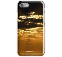Sunset over Sanibel Island in Florida iPhone Case/Skin