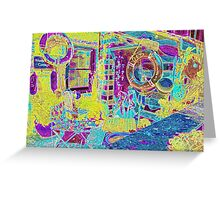 Watersound Cottage Greeting Card