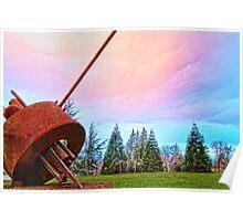 Rusty Sky Probe #1 Poster