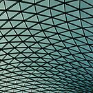 Glass Roof, Great Court, British Museum by physiognomic