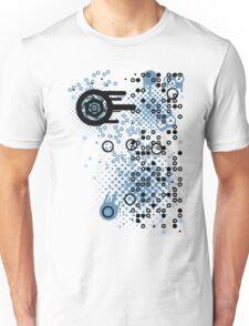 Cool Dotty Dots & Crazy Circles... Unisex T-Shirt