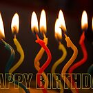 curly candles b-day card by dedmanshootn