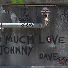 So much love Johnny... by Robert Knapman