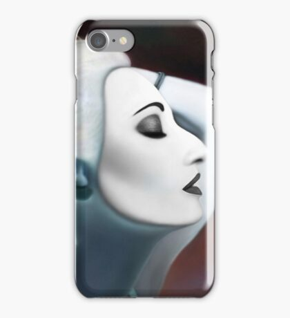 Existing in Extremes - Self Portrait iPhone Case/Skin