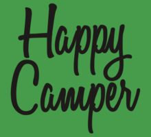 Happy as can be camper. by TASHARTS