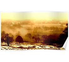 Cromford, Derbyshire Poster