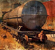 One Used Tank Car  by Thom Zehrfeld