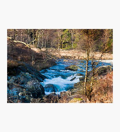 River Duddon above Birks Bridge Photographic Print