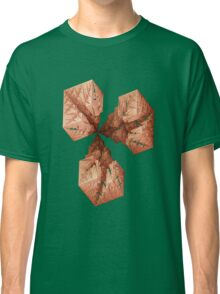 3D ABSTRACT # 2 Classic T-Shirt