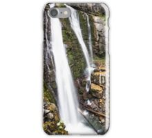 Ueble Schlucht Austria XIII B&W iPhone Case/Skin