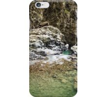 Ueble Schlucht Austria XI iPhone Case/Skin