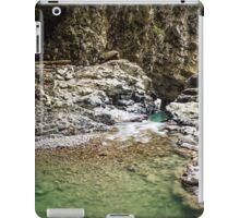 Ueble Schlucht Austria XI iPad Case/Skin
