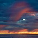 california sunset by Flux Photography