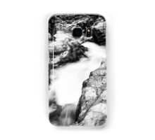 Ueble Schlucht Austria IX B&W Samsung Galaxy Case/Skin