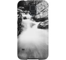 Ueble Schlucht Austria VIII B&W Samsung Galaxy Case/Skin