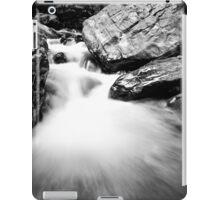 Ueble Schlucht Austria VIII B&W iPad Case/Skin