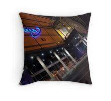 Odyssey Arena Throw Pillow