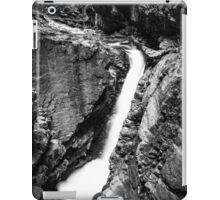 Ueble Schlucht Austria VII B&W iPad Case/Skin
