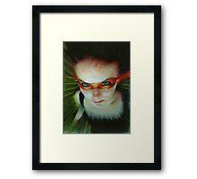 Migriane Framed Print