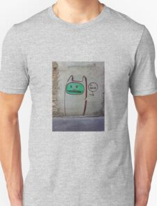 Rural face and feelings Unisex T-Shirt
