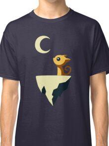 Moon Cat Classic T-Shirt