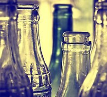 bottles by Shirley Bittner