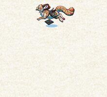 Kittybot Run Zipped Hoodie