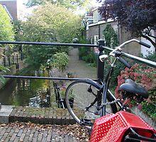 A Bridge, A Bike, A Canal by Alison Netsel