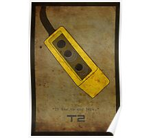 Terminator 2 (alternative poster 2) Poster