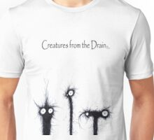 creatures from the drain 4 Unisex T-Shirt