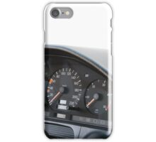 the best car in the world w140 s-klasse mercedes iPhone Case/Skin