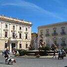 Piazza Archimede by Maria1606