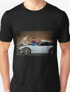 Doc and Marty on a Z T-Shirt
