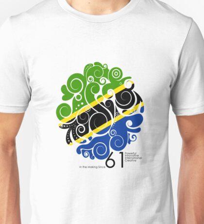 TANZANIA REP'IN Unisex T-Shirt