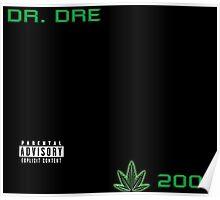 Dr Dre 2001 Poster