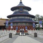 Walt Disney World Epcot China Pavillion by chewi