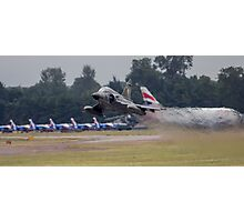 Mirage 2000 Take-Of Photographic Print