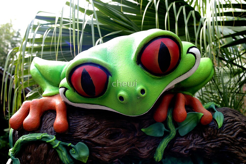 Frog by chewi