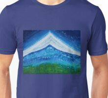Upper World original painting Unisex T-Shirt